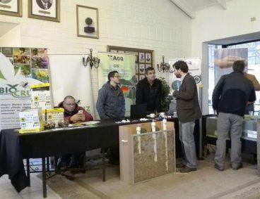 Seminario sobre cultivo de kiwi bajo plástico en Chile