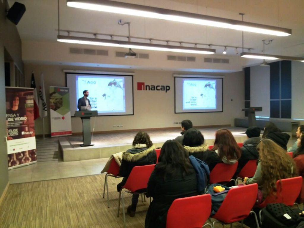 inacap agq labs chile