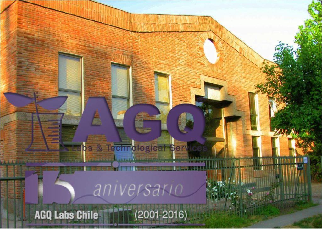 AGQ Labs celebra su XV aniversario en Chile