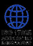 AGQ Chile, laboratorio acreditado ISO 17025
