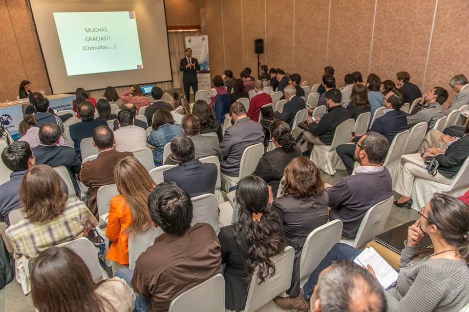 Seminario sobre Producción de Agua Potable en Chile