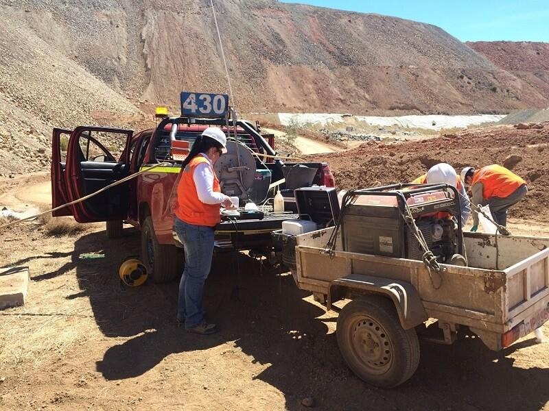 Servicios mineros AGQ Labs Mineria Chile La Serena