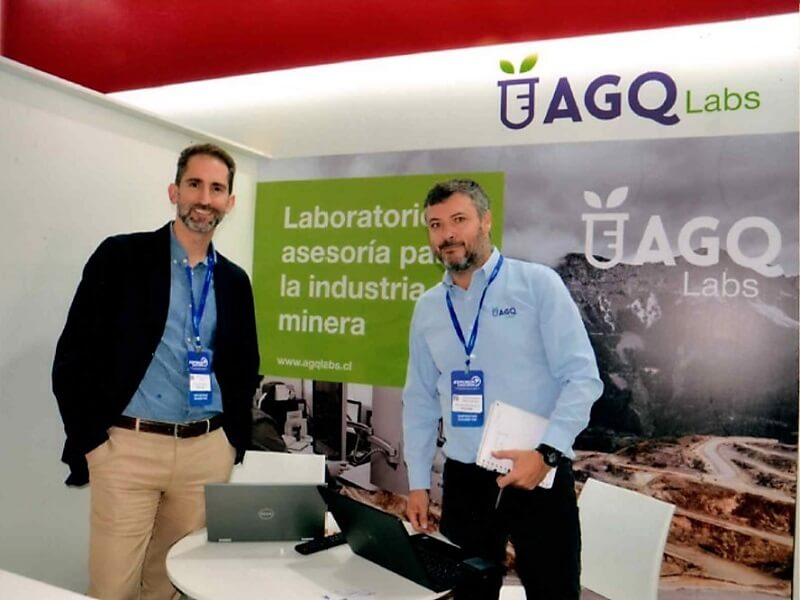 AGQ Labs en Exponor 2019