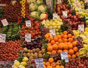 Actualización límites máximos de residuos en alimentos