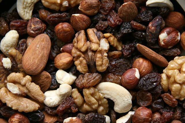Alergenos alimentarios en etiquetado nutricional