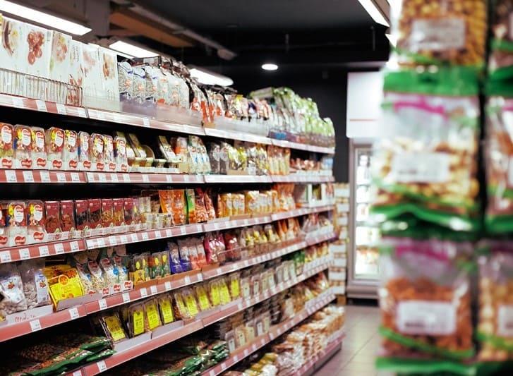 Análisis de envases para uso alimentario