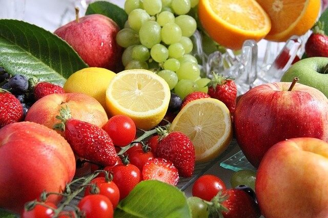 Análisis de residuos de pesticidas en fruta fresca