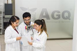 Equipo de AGQ Labs Chile