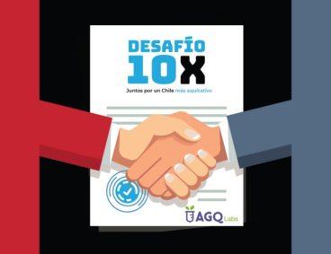 AGQ Labs Chile se adhiere a Desafío 10X