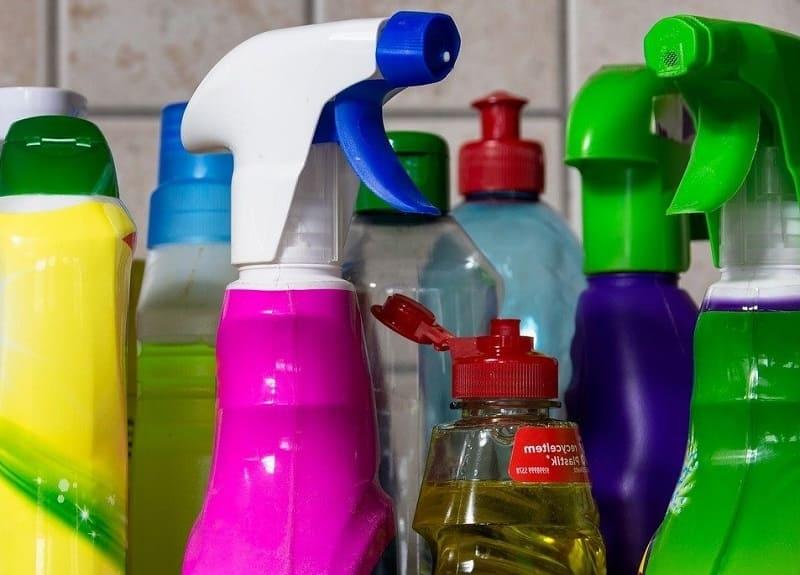 Eficacia viricida en desinfectantes