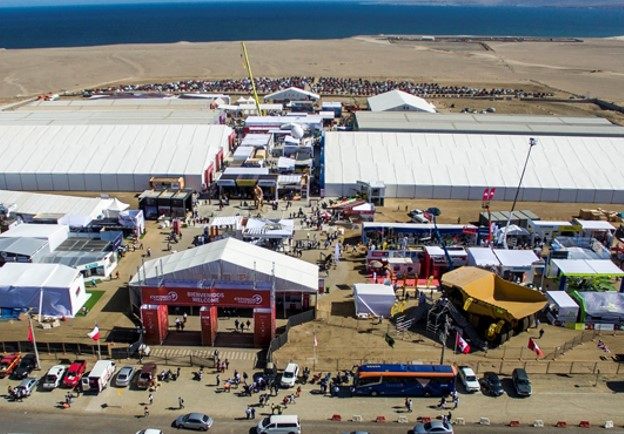 Exponor 2019 Chile mineria
