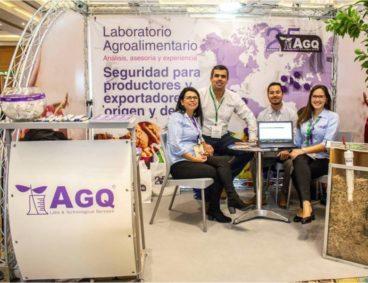 AGQ Labs participa en Global Cherry Summit