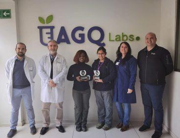 Historias que inspiran, talento en AGQ Labs Chile