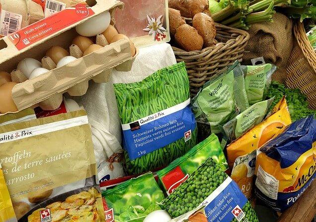 Inocuidad alimentaria y envases de alimentos