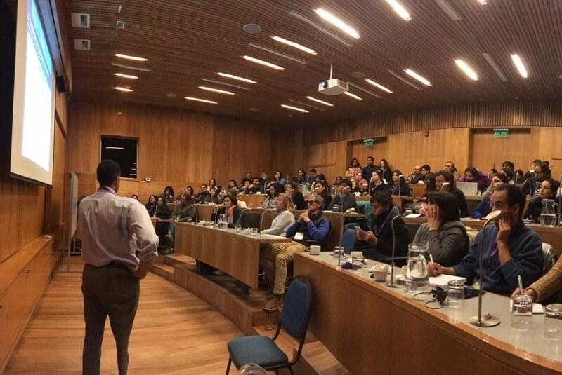 Jornada Tecnica de Residuos de Pesticidas Chile