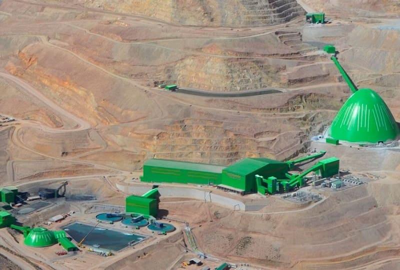 Monitoreo de recursos hidricos en mineria