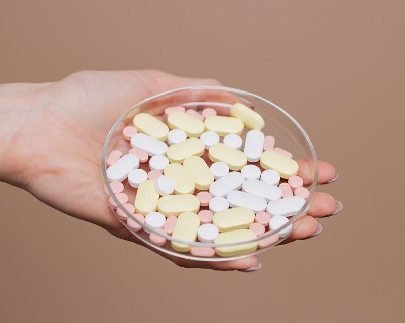 Solventes residuales en materias primas de uso farmaceutico