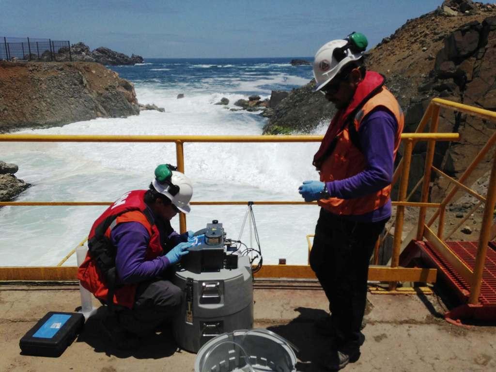 Trabajos ambientales Chile