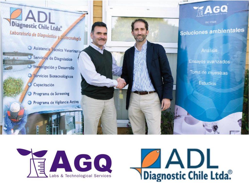 AGQ Labs y ADL Diagnostic, alianza en el área medioambiental