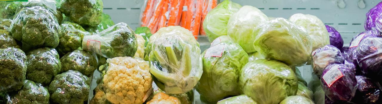 Salud y Seguridad de AGQ Labs Chile: envase con alimentos