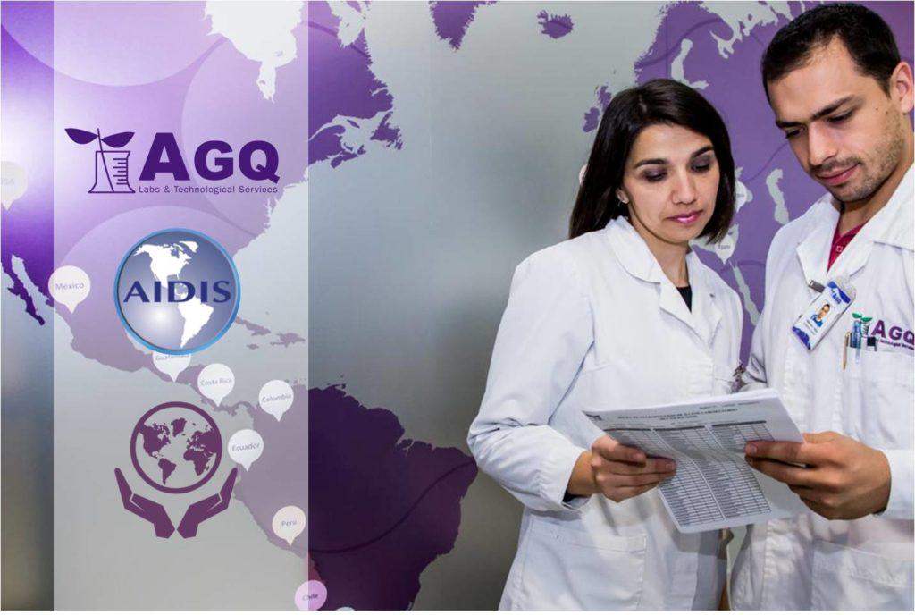 AGQ Labs asociada a la Interamericana Sanitaria y Ambiental