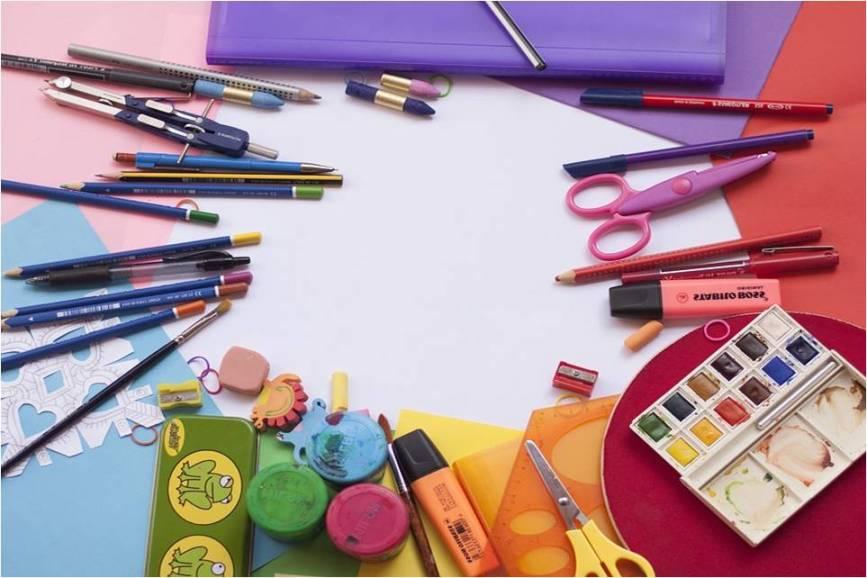 Análisis de solventes en artículos escolares y de oficina