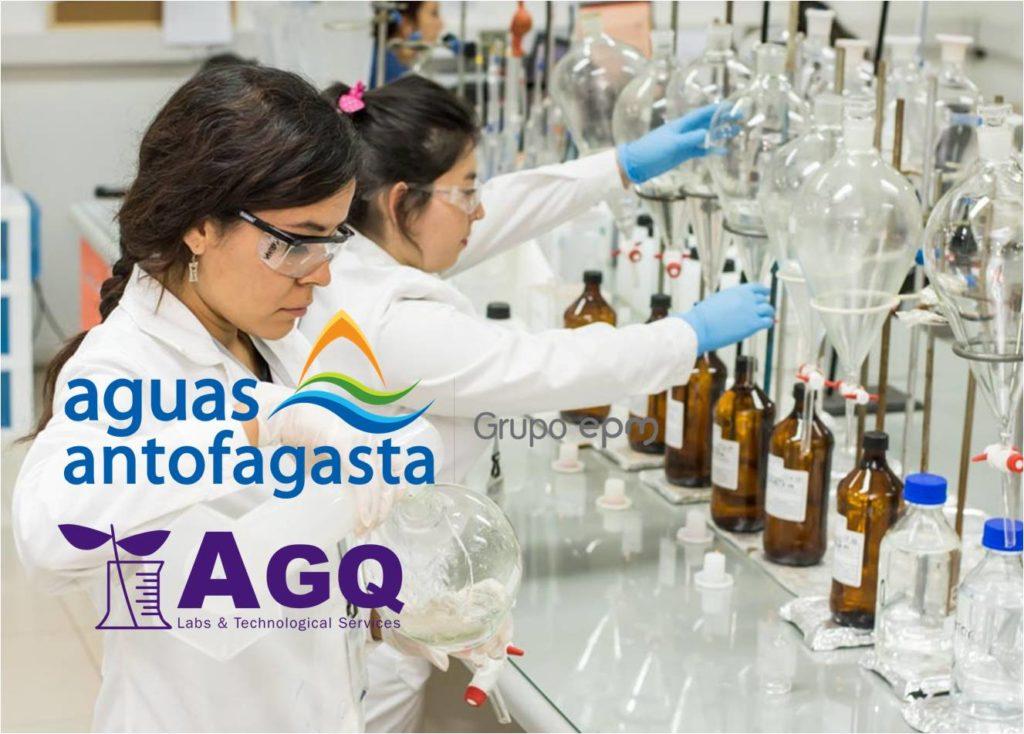 Importante adjudicación con Aguas de Antofagasta