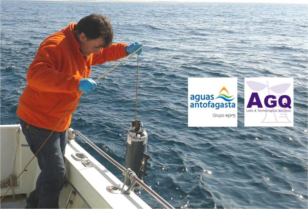 AGQ Labs realizará controles de emisarios costeros
