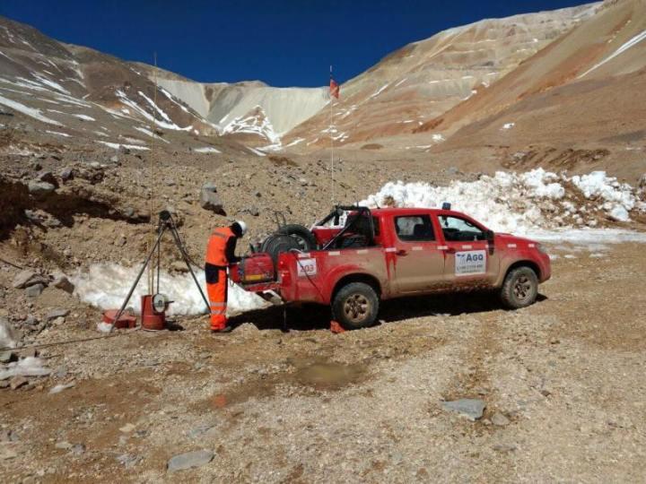 AGQ Labs líder en monitoreo ambiental para cierre minero
