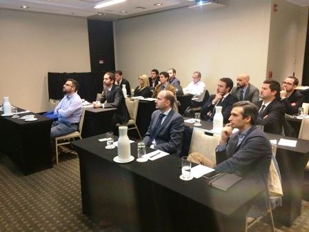 Primer encuentro de empresas andaluzas en Chile