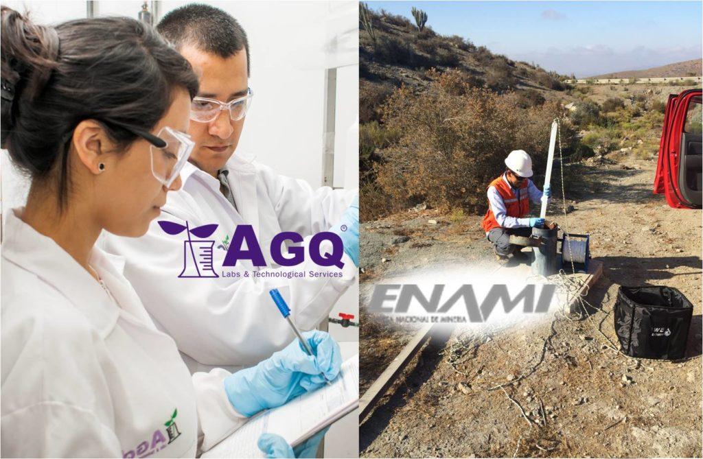 AGQ Labs consigue la vigilancia ambiental de dos plantas mineras
