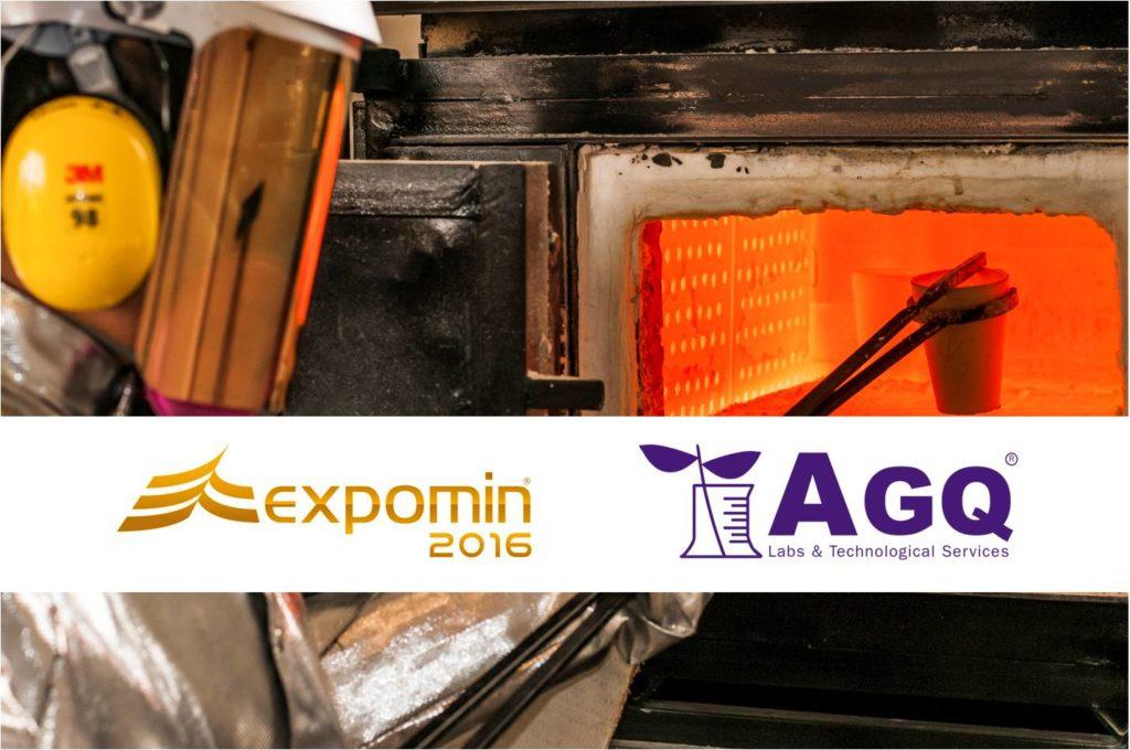 AGQ Labs participará en Expomin 2016 en Chile