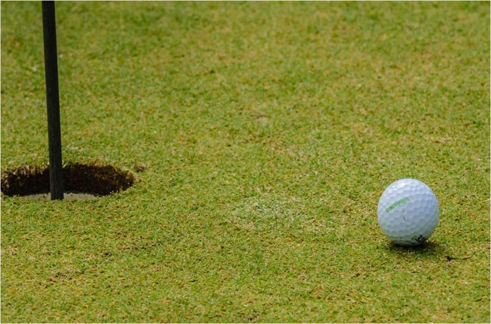 campo de golf analizado por nuestra empresa