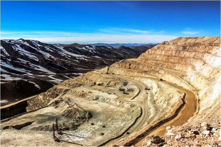 monitoreo medioambiental mineria chile