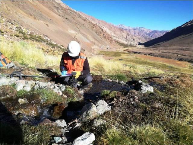 pozos de monitoreo hidrogeoquimica