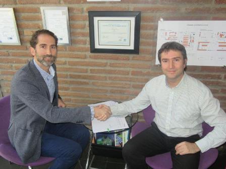 Convenio de prácticas entre AGQ Labs e INACAP Renca