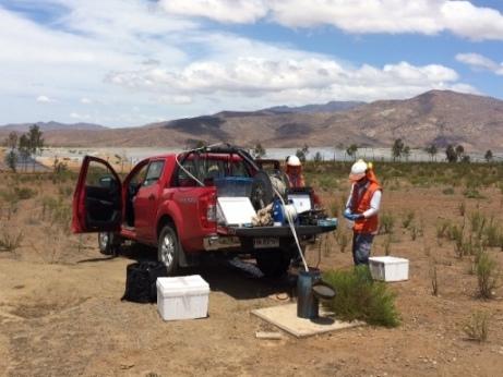 vigilancia ambiental minera chile