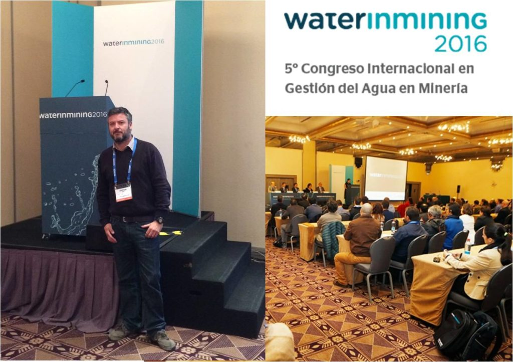 AGQ Labs participa en Water in Mining 2016